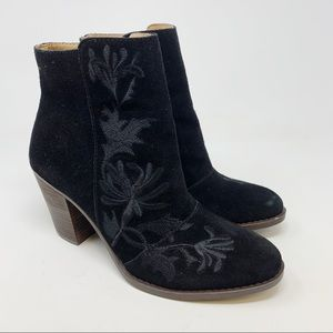 Lucky Brand | Eleanor2 Embroidered Booties